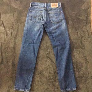 ‼️3 for $15‼️ Levi's boyfriend denim blue jeans
